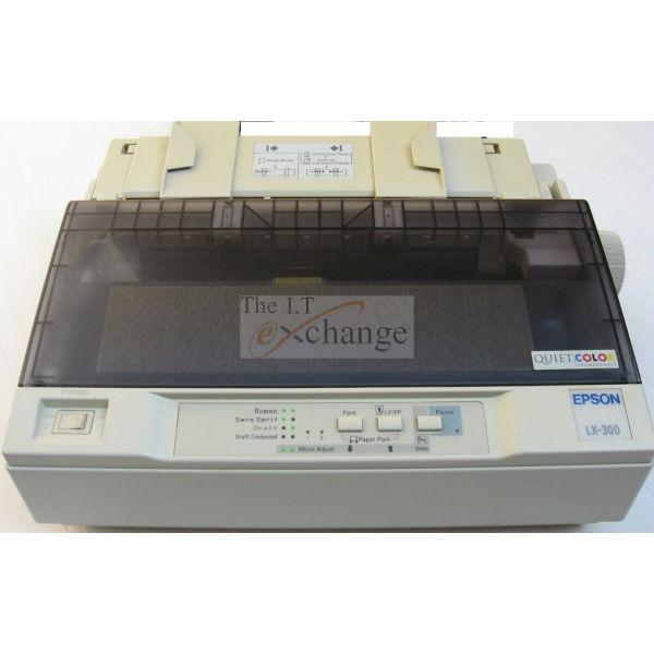 EPSON LX300 TREIBER WINDOWS 7