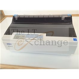 Epson LQ-300+ II Dor matrix forms printer NEW