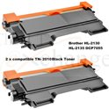 Compatible Toner Cartridge for Brother HL-2130 HL-2135 TN2010 TN-2010